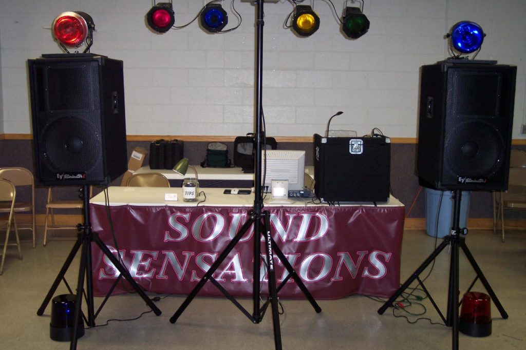Sound Sensations DJ Service - Mansfield, Ohio